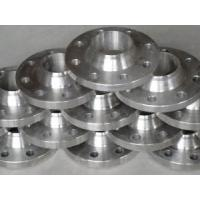China ANSI B16.5 A105/A182 Forged Carbon Steel Flange wholesale