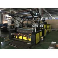 Quality Three Layers Plastic Air Bubble Film Making Machine With LDPE Raw Material Model for sale