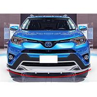 China 2016 2017 New TOYOTA RAV4 Car Bumper Guard Front And Rear / Auto Accessories on sale