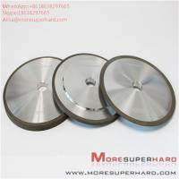 China 4B9 Resin bonded superhard materials can be used to process customized diamond grinding wheels Alisa@moresuperhard.com wholesale