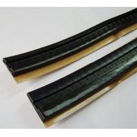 China Deco Flex Spacer With Groove , Double Glazing Spacers Customized Made wholesale