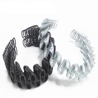China Serpentine Zig Zag Sofa Springs Stainless Steel Material Keep Stronger And Elastic wholesale