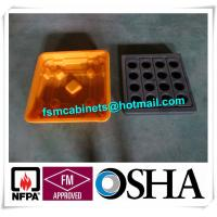 Buy cheap CE Drum Spill Containment Pallet for Chemical Storage , 2 Drum Tank Safety Spill Containments from wholesalers