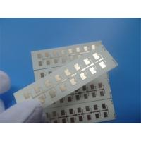 Quality RF PCB Board Built On RO4350B 30 mil With Immersion Gold for sale