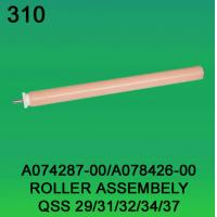 Quality A074287-00/A078426-00 ROLLER ASSEMBELY FOR NORITSU qss2901,3101,3201,3401,3701 for sale