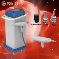 China Great demand advanced q-switched 1064nm & 532nm Nd yag laser tattoo removal system on sale