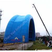 China Huge PVC Tarpaulin Inflatable Party Tent for outdoor event wholesale