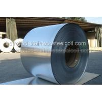 China Acid Resistance 2B 4K 8K Surface 316 Stainless Steel Coil 10mm - 700mm Width wholesale