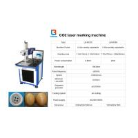 China High quality Marking machine  Co2 Laser Marking Machine 100W Water Cooled For Acrylic Board wholesale