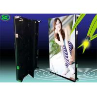 China P3.91 RGB video full color SMD LED Display Module , Epistar LED Chip wholesale