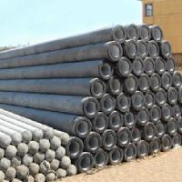 China Cement Prestressed Concrete Poles High Precision Concrete Electric Pole Mould wholesale