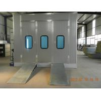 China Portable Infrared Car Spray Booth 17.5KW For Home Garage , Motorcycle wholesale