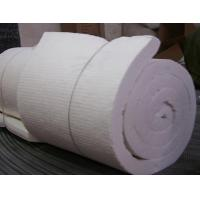 China High Temp Ceramic Fiber Blanket Insulation , Refractory Thermal Insulating Blanket on sale