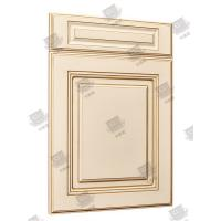 China Multi Color Solid Core Molded Doors , Melamine Engineered Wood Doors wholesale