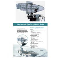 China Coherent Pulse Compression Surveillance Radar System for Sea Surface Target Detection wholesale