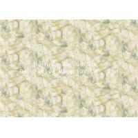 China UV Surface PVC Decorative Film Marble Contact Paper For PVC Profile wholesale