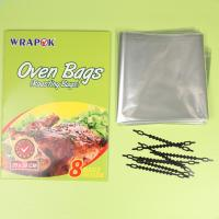 China Microwvable PET Plastic Oven Cooking Bags Bread Roastting Bags wholesale
