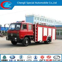 China Dongfeng 190HP Fire Rescue Tender Trucks (CLW1412) wholesale