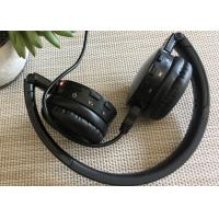 China Folding Wireless Bluetooth Headphones Behind The Neck Space Saving wholesale