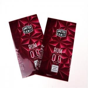 China Full Color Print PET Heat Shrink Sleeve Beverage Shrink Labels Custom Logo Heat Sensitive wholesale