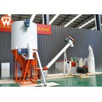 China Electric Poultry Processing Equipment , Birds Chicken Feed Processing Plant wholesale