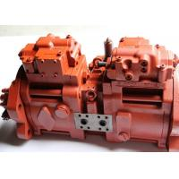 China Daewoo DH220-5 Excavator Hydraulic Kawasaki Pump High Pressure K3V112DT-HNOV 12 Teeth wholesale
