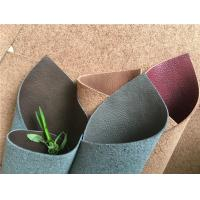 China Roll Composition Leather Upholstery Fabric with natural leather fibers and water power wholesale