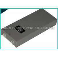 China Pole Mounted Fiber Optic Termination Box 24A , 24 Ports ST Rack Mount Patch Panel on sale