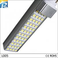 China 6063 Pure Aluminium 850 - 900lm 4pins G24 10W LED Fluorescent PL Lamps on sale