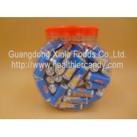 China Novelty Healthier Round Milk Tablet Candy Delicious For Christmas / Holiday wholesale