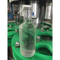 China Wine / Alcohol / Liquor Bottle Filling Machine wholesale