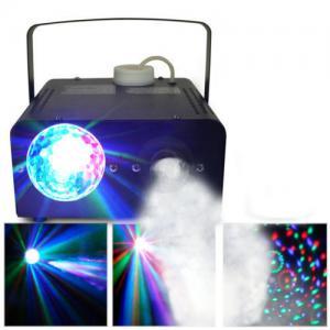 China Portable Fog Machine Mist Smoke Maker With RGB LED Crystal Ball For Disco X-02 wholesale