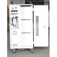 Quality Notebook Charging Cart With Tablet Computer , 54 Units Mobile Laptop Storage for sale