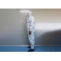 China Sterile Anti Static XXXL Disposable Protective Wear wholesale