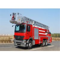 China 10 - 16cbm Double cab diesel engine water tanker Fire Fighting Trucks Manual Transmission wholesale