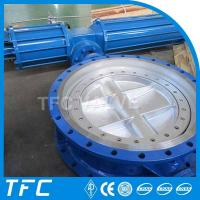 China China supplier quick open pneumatic operated butterfly valve, pneumatic valve on sale