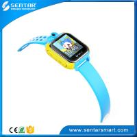 China Top selling SOS GPS Baby smart watch V83 inteligent device with wechat/ camera wholesale