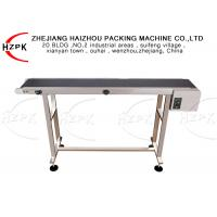 Quality Stainless Steel High Speed Small Conveyor Belt For Production Line Or Warehouse for sale