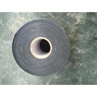 China Polyethylene bitumen Wrap tape for Buried Pipe 1.65 mm thickness,225 mm wdith on sale