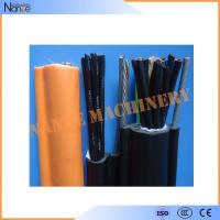 Customized Non - Flexible Multi Core Round Flat Electrical Cable 4 x 16C