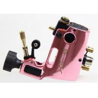 China Pro Stigma Rotary Tattoo Machine Gun Liner and Shader Pink Color wholesale