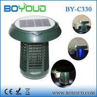 Electronic Pest Control Product Camping Solar Mosquito