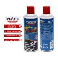China Liquid Anti Rust Lubricant Spray 250ml Filled Car Rust Prevention Products wholesale