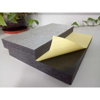 China Sound / Thermal HVAC Insulation Foam XLPE 1m-2m Width With Aluminum Foil / Glue wholesale