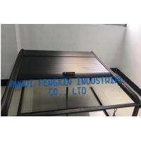 Quality Fire Control Equipment Silver Aluminum Rolling Door for Emergency Truck for sale