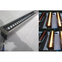 China Decoration exterior led wall wash lights , high power led wall washer control by DMX wholesale