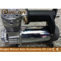 China Durable Metal 12V Heavy Duty Portable Single Cylinder 200PSI Air Compressor wholesale