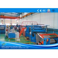 Buy cheap Heavy Duty Stainless Steel Slitting Machine 90KW DC Motor Mill Speed 100m / Min from wholesalers
