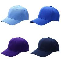 Buy cheap Adjustable Closure Unisex Baseball Caps Curved Visor Plain Solid Acrylic Color from wholesalers