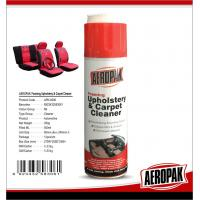 China Automotive All Purpose Foam Cleaner For Carpet Mats / Fabric Seat Covers wholesale
